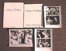 BETSY'S WEDDING original issue movie presskit