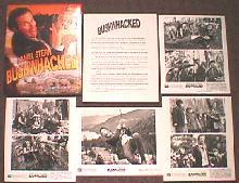 BUSHWHACKED original issue movie presskit
