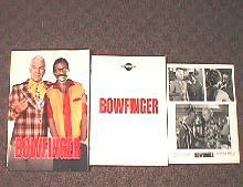 BOWFINGER original issue movie presskit