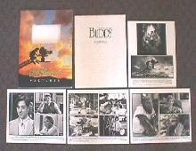 BUDDY original issue movie presskit