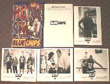 BLUE CHIPS original issue movie presskit