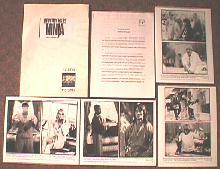 BEVERLY HILLS NINJA original issue movie presskit