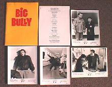 BIG BULLY original issue movie presskit