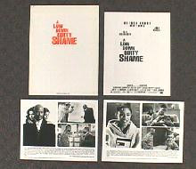 A LOW DOWN DIRTY SHAME original movie presskit