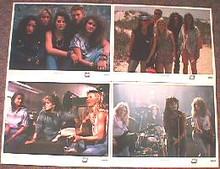SATISFACTION original issue 11x14 lobby card set