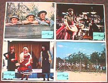 PRIVATE POPSICLE original issue 11x14 lobby card set