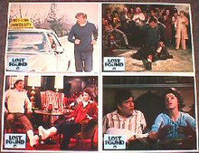 LOST AND FOUND original issue 11x14 lobby card set