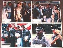 LORDS OF DISCIPLINE original issue 11x14 lobby card set