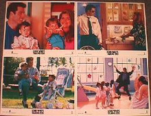 LOOK WHO'S TALKING TOO original issue 11x14 lobby card set
