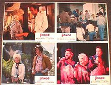 JINXED original issue 11x14 lobby card set