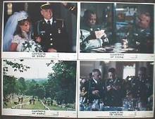 GARDENS OF STONE original issue 11x14 lobby card set