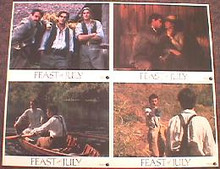 FEAST OF JULY original issue 11x14 lobby card set