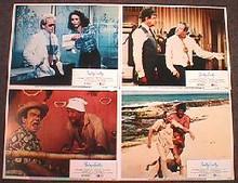 BUDDY, BUDDY original issue 11x14 lobby card set