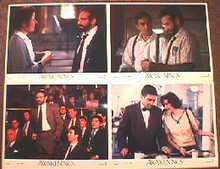 AWAKENINGS  original issue11x14 lobby card set