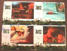ANTZ original issue 11x14 lobby card set
