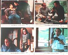THROW MOMMA FROM THE TRAIN original issue 8x10 lobby card set