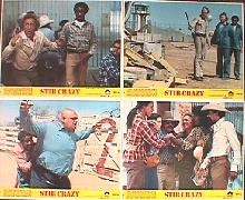 STIR CRAZY original issue 8x10 lobby card set