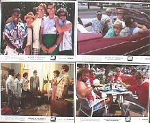 REVENGE OF THE NERDS II original issue 8x10 lobby card set