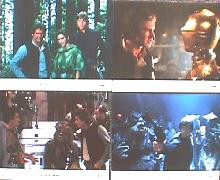 RETURN OF THE JEDI original issue 8x10 lobby card set