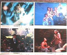 POLTERGEIST II 8x10 original issue lobby card set