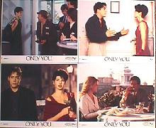 ONLY YOU  original issue 8x10 lobby card set