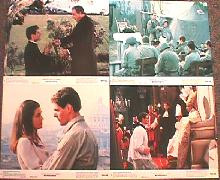 MONSIGNOR original issue 8x10 lobby card set