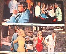 HARD CONTRACT original issue  8x10 lobby card set