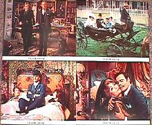 A FLEA IN HER EAR original issue 8x10 lobby card set