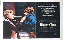 WITHOUT A TRACE original issue 22x28 rolled movie poster