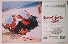 YOUNG DOCTORS IN LOVE original issue 22x28 rolled movie poster