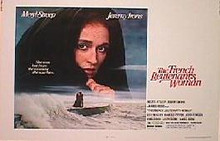 FRENCH LIEUTENANT'S WOMAN,THE original issue  22x28 movie poster