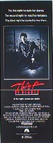 THIEF OF HEARTS original issue 14x36 rolled movie poster