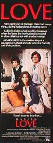 MAKING LOVE original issue 14x36 rolled movie poster
