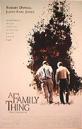A FAMILY THING original issue rolled 1-sheet movie poster