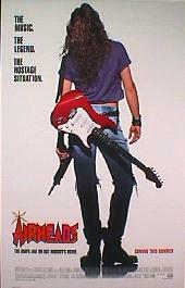 AIRHEADS original issue rolled double sided Advance 1-sheet movie poster
