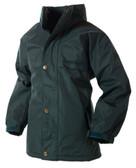 Navy Vancouver Coat