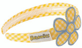Brownies Fabric Hairband