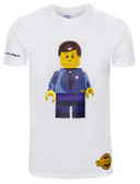 Beavers Minifig Youth T-Shirt