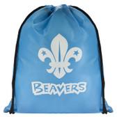 Beavers Drawstring Bag