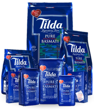 Tilda Basmati is always fluffy and never sticks, guaranteed. Some people are afraid of cooking rice, but the truth is that cooking rice is as simple as cooking pasta! It's very straight forward and all you need is good rice, like ours! With our easy to follow guide choose the type of rice that you want to cook and the method that you want to use and you'll never mess up rice again! The easiest methods are open pan or microwave.