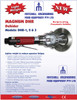 MAGNUM DHR Dehider - 3 models available (greatest torque to fastest speed )