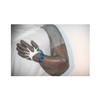 Stainless Steel Chain Mesh Glove, Arm and Shoulder with Harness