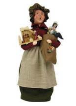Nutcracker Woman