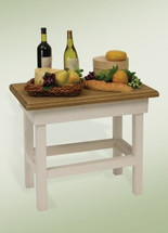 Wine & Cheese Table