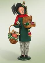 Christmas Peddler