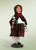 Girl with Glass Ornament