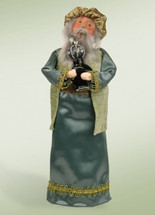 Blue Wise Man with Frankincense