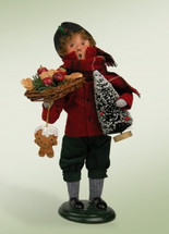 Boy with Gingerbread