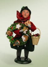 Girl with Gingerbread