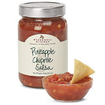 Pineapple Chipotle Salsa